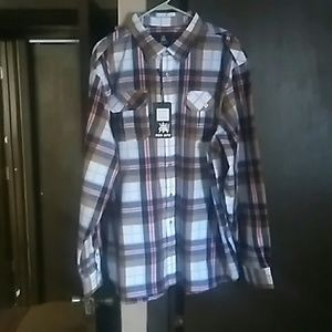 Other - Long sleeve collar shirt